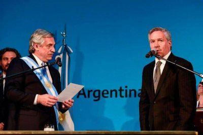 Alberto Fernández descartó la renuncia de Felipe Solá para evitar una crisis política en el Gabinete Nacional