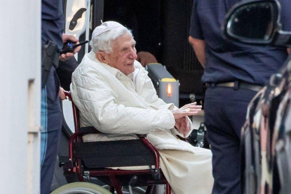 Vaticano: revelan que Benedicto XVI tiene dificultades para hablar