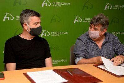 Zabaleta firmó convenio con la Federación de Sindicatos Municipales para ampliar derechos de trabajadores