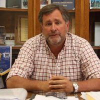 Intendente de Suipacha firmó convenios con el ministro Katopodis
