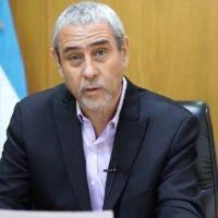 Menéndez recibió la visita del ministro Ferraresi