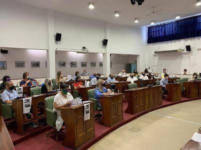 El Interbloque de ConVocación Cívica se opuso al aumento de tasas arreglado entre Posse y la Cámpora