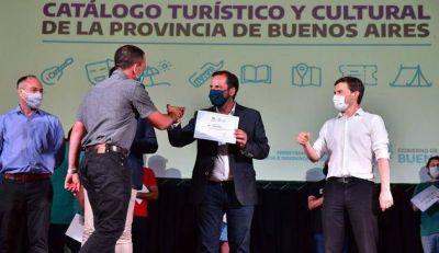 Escobar recibió $1.728.000 del Fondo para la Reactivación Cultural y Turística