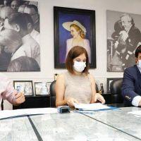 La Matanza | Convenio entre el Municipio, la Provincia y Nación