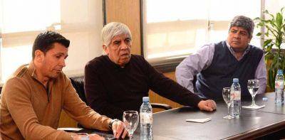 Arrancó el operativo clamor: Brey pidió por la unidad y la renovación de la CGT con Pablo Moyano como líder