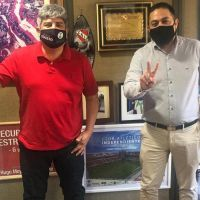 Reunión clave entre Christian López y Pablo Moyano