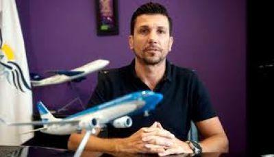 Brey destacó el acuerdo fusión entre Aerolíneas Argentinas y Austral