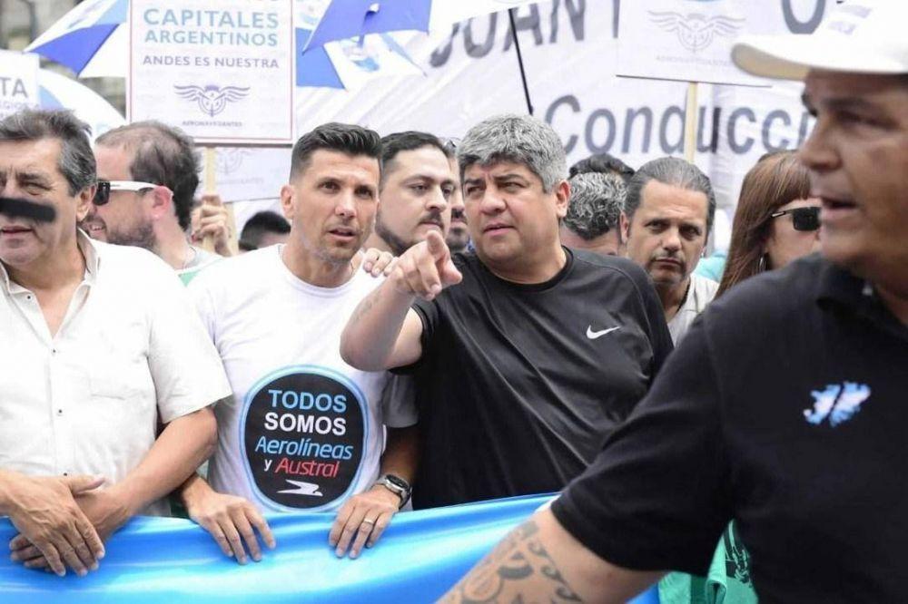"""La pelea por la CGT: Pablo Moyano suma respaldo para la """"renovación"""""""