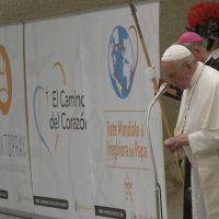 El Papa erige en persona jurídica canónica y vaticana la Red Mundial de Oración
