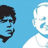 La reconciliación de Maradona con Juan Pablo II y la Iglesia