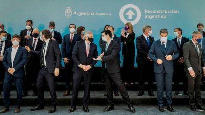 Los 21 gobernadores que firmaron el pacto fiscal le pidieron a Alberto Fernández suspender las PASO del año próximo