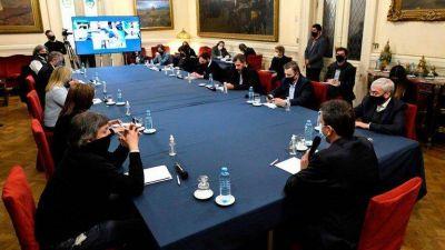 El acuerdo de Massa con la oposición: sesiones presenciales, PCR y voto digital