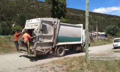 Piden colaboración para evitar la acumulación de residuos durante los feriados
