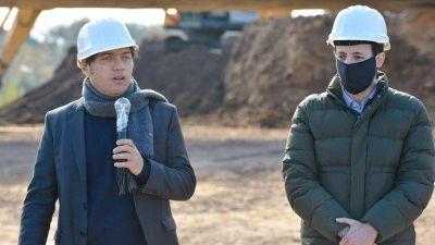 El millonario plan de obra pública que proyecta Axel Kicillof para reactivar la economía en el año electoral