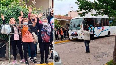 Ingresó el primer contingente de turistas desde el inicio de la pandemia