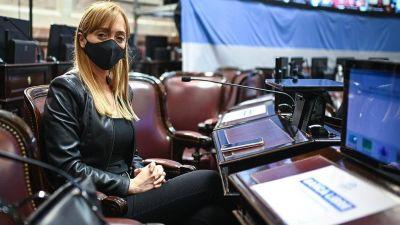 Eligieron a Anabel Fernández Sagasti como presidenta del PJ de Mendoza