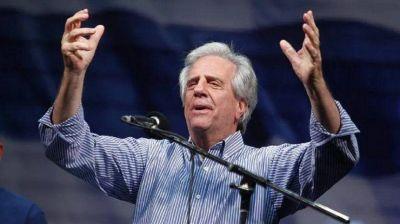 Tabaré Vázquez, médico y líder de la izquierda que gobernó dos veces al Uruguay