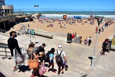 Mar del Plata recibe a unas 100.000 personas este fin de semana largo