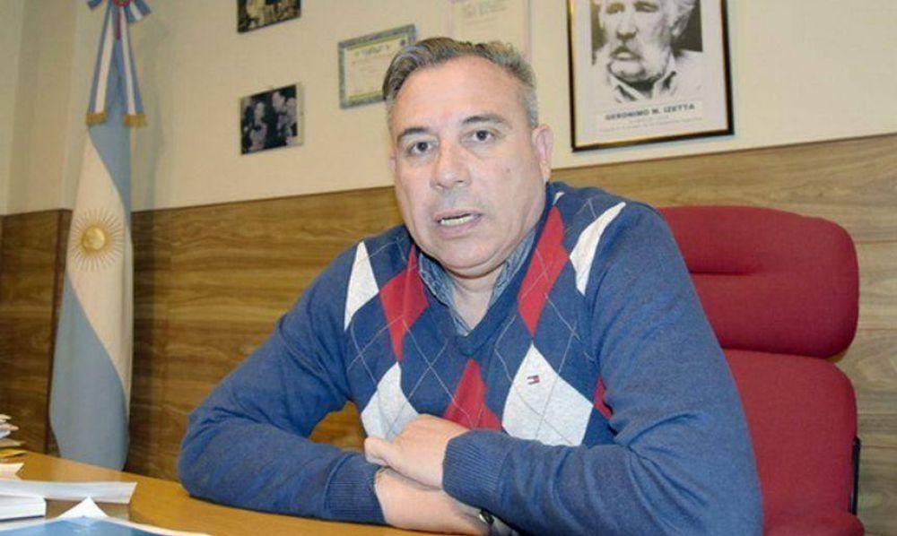Montenegro oficializó la salida de Ferrara en Inspección General