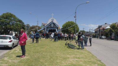 Con gran convocatoria se desarrolló la Marcha de la Esperanza