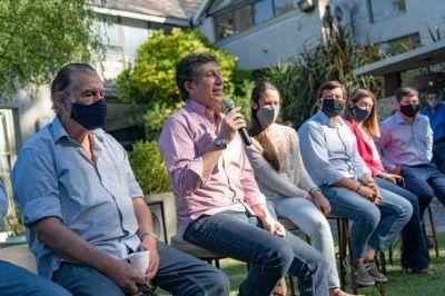 """Gustavo Posse: """"Vamos a ganar la interna para ser socios plenos y liderar Juntos por el Cambio"""""""