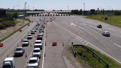 Unos 270 mil vehículos pasaron por los peajes de Córdoba durante el finde XL
