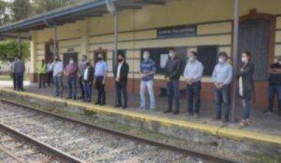 Anuncian un nuevo servicio ferroviario entre Once y Bragado