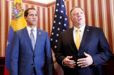 Estados Unidos afirmó que continúa reconociendo a Juan Guaidó como presidente legítimo de Venezuela