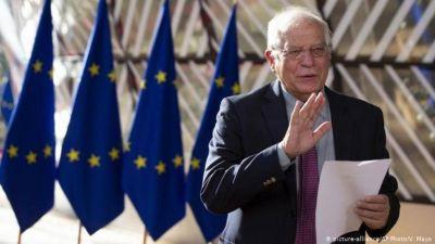 La UE congelará activos de quienes violen derechos humanos