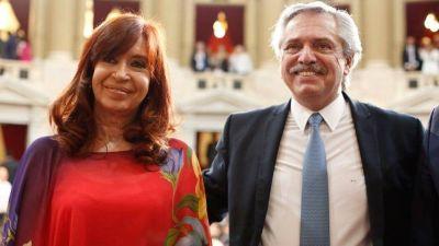 Alberto Fernández prepara las actividades por el año de Gobierno: no sabe si irá Cristina Kirchner