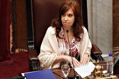 Cristina Kirchner cierra el ciclo de la moderación