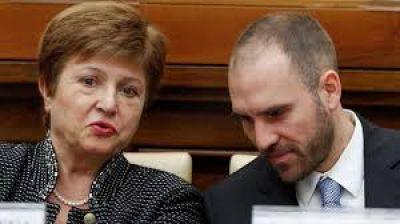 Comenzaron las reuniones en Washington para cerrar el acuerdo con el FMI