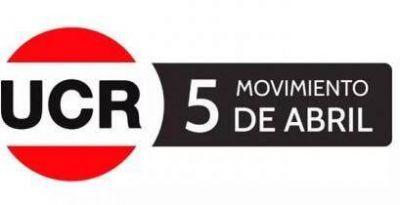 El movimiento 5 de Abril inaugura local partidario