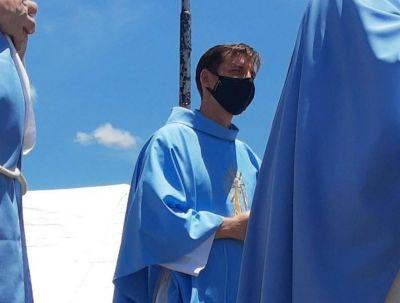 El Padre Lucas García será el nuevo Rector de Basílica