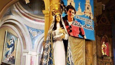 Día de la Virgen, sin procesión