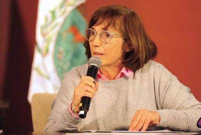 """Graciela Sarmiento: """"Pedimos insistentemente a la sociedad que ante la menor duda asista a testearse"""""""