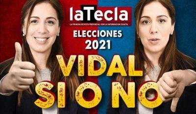 Elecciones 2021: Vidal sí o no