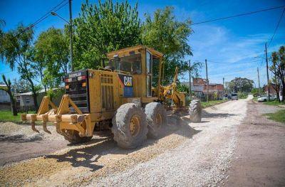 Arreglo de calles: esperan el aval del Concejo Deliberante para sumar nuevas máquinas