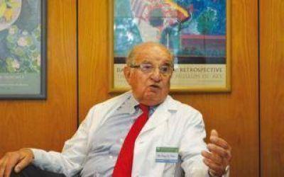 Pesar en San Miguel por la muerte del médico oftalmólogo solidario Hugo Nano