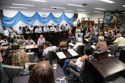 Concejales oficialistas y opositores aprobaron la sesión preparatoria de la fiscal y tributaria 2021