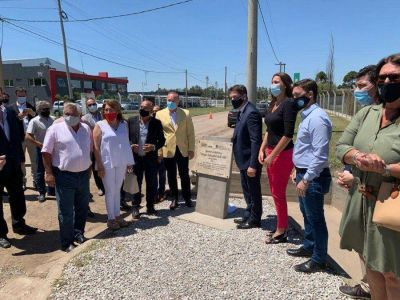 El parque industrial de Bell Ville ya cuenta con la aprobación definitiva