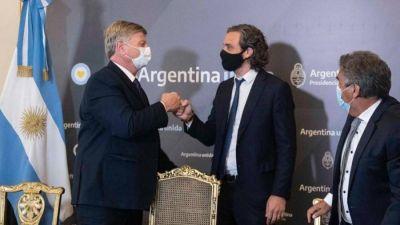 La Pampa acordó con Arsat el uso compartido de redes de fibra óptica