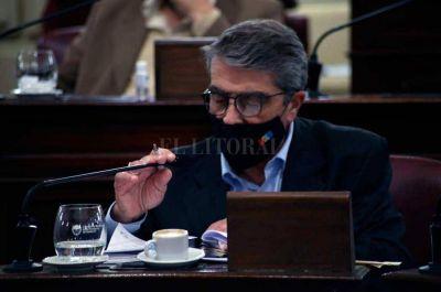 Traferri acusa a Saín y miembros del MPA de una
