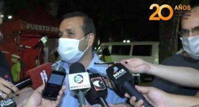 Oscar Herrera Ahuad evaluó como «muy positivo» el resultado turístico del fin de semana largo para la provincia