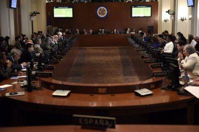 """Los argumentos de Argentina en la OEA: """"No se puede hacer caso omiso a quienes concurrieron al acto electoral en Venezuela"""""""