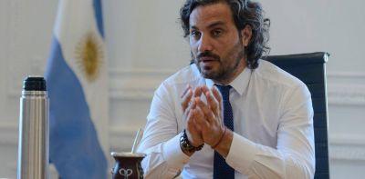 """Santiago Cafiero: """"El macrista cree que son todos de su condición y ve un ajuste donde no lo hay"""""""