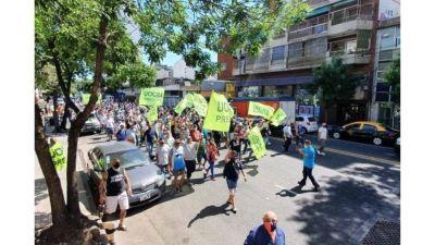 Dictaron conciliación obligatoria en conflicto de la UOCRA porteña por 400 despidos
