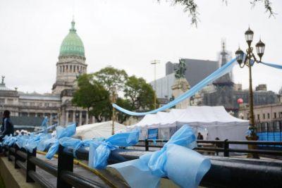Aborto: Red Provida se concentrará en Plaza Colón para seguir el tratamiento
