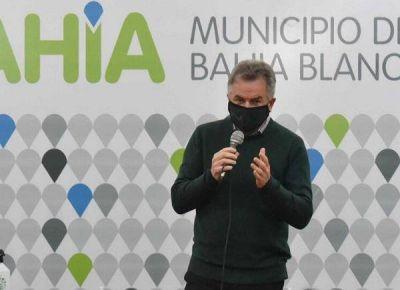 """""""El Municipio está al frente de los reclamos por el agua"""""""