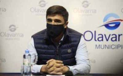 Olavarría: Intendente solicitó licencia al Concejo Deliberante por todo febrero
